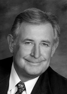 Ralph P. Klein, 2003, Image supplied by the Office of the Premier